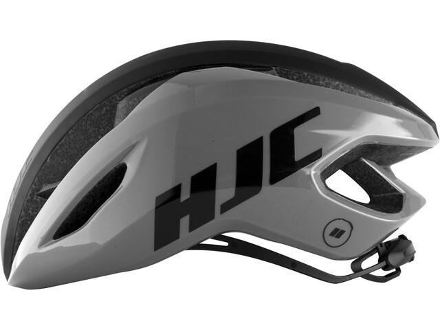 HJC Valeco Road Helmet matt gloss grey black